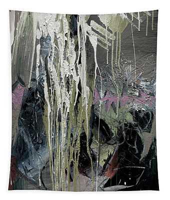 splash stripe II Tapestry