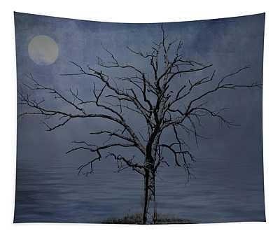 Spooky Snag Tapestry