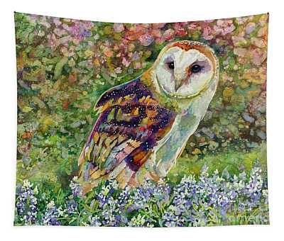 Spring Attraction Tapestry