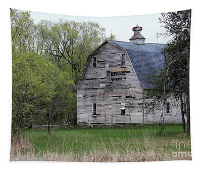 Spring Barn Tapestry