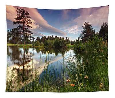 Spring Lake Tapestry