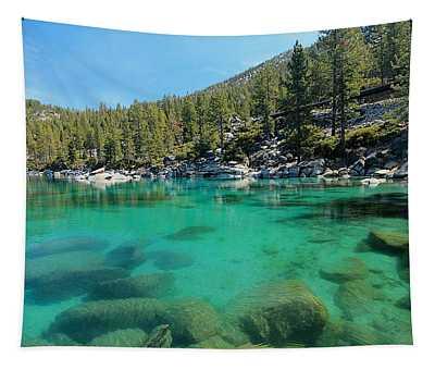 Spring Waters Tapestry