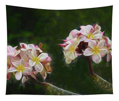 Springtime In Hawaii Tapestry