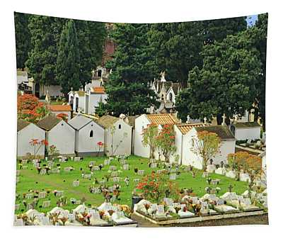 St. Martin's Cemetary Tapestry