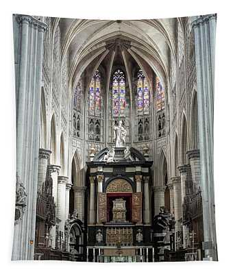 St. Rumbold's Cathedral Interior Tapestry