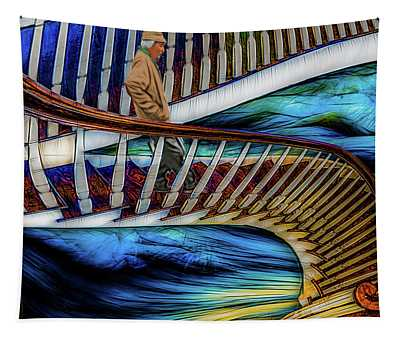 Stairway To Perdition Tapestry
