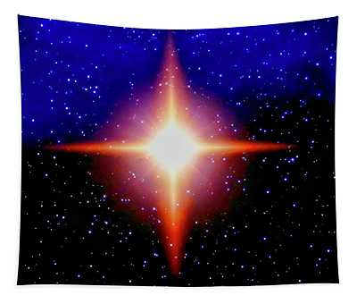 Star Of Christ Tapestry