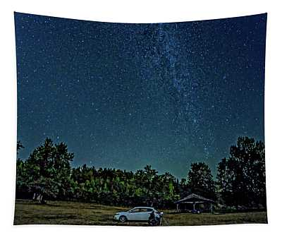 Star Shooter Tapestry