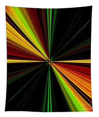 Starburst Light Beams Design - Plb461 Tapestry