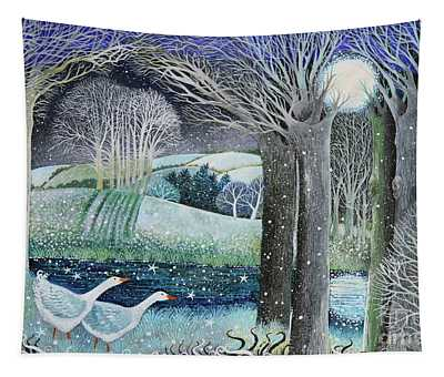 Starry River Tapestry