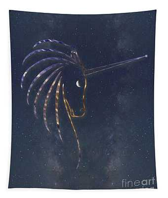 Star Unicorn Tapestry