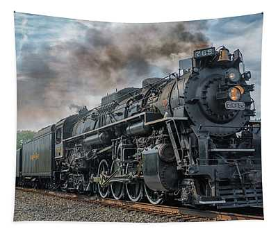 Steam Train  Tapestry
