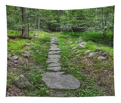 Stepping Stone Path - Kinnelon Tapestry