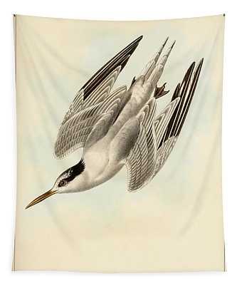 Sterna Elegans Tapestry