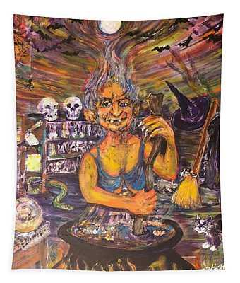 Stirring And Stirring And Stirring Our Brew Tapestry