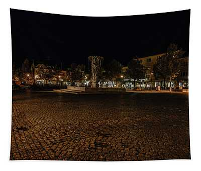 stora torget Enkoeping #i0 Tapestry