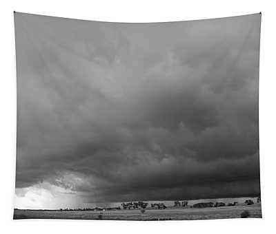 Storm Chasin In Nader Alley 009 Tapestry