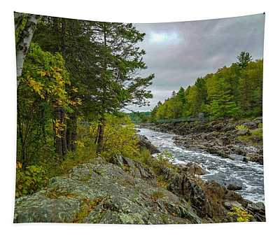 Storm Clouds At Jay Cooke Tapestry