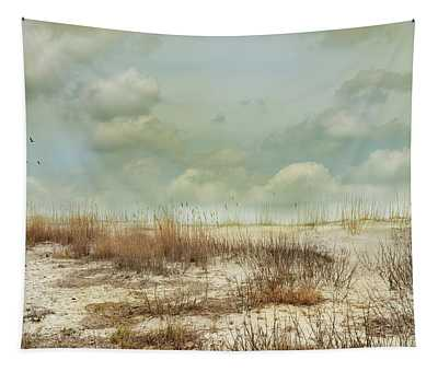 Stormy Monday Tapestry