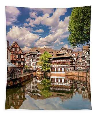 Strasbourg Center Tapestry