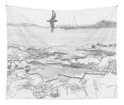 Subantarctic Island Tapestry