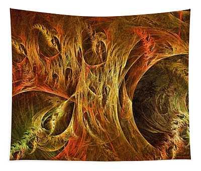 Subterranean-3 Tapestry