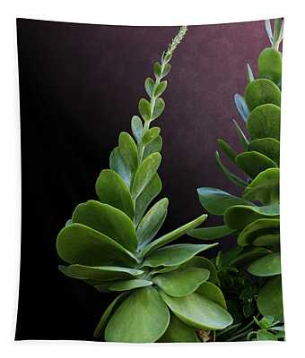 Succulent Spear Tapestry