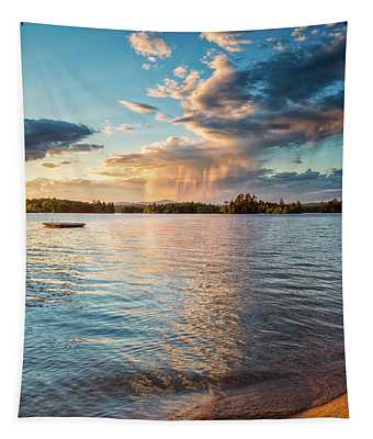 Summer Shower  Tapestry
