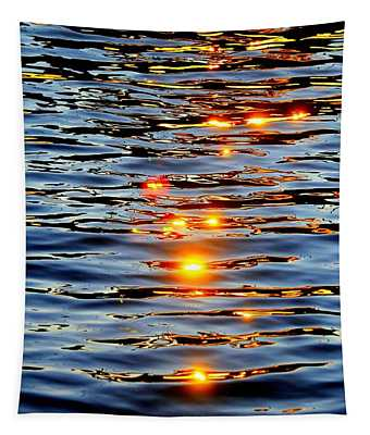 Sun Drops Tapestry