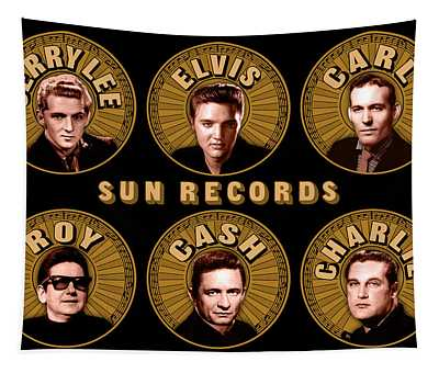 Sun Records Tapestry