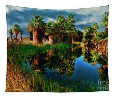 Sun Set Coachella Valley Preserve Tapestry