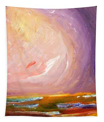 Sun Smile Tapestry