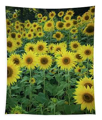 Sunflowers Tapestry