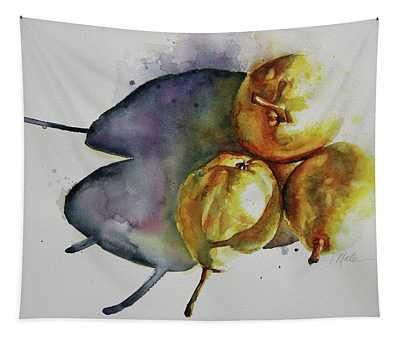 Sunkissed Pears Tapestry