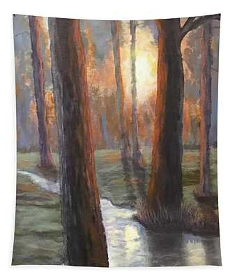 Sunrise Creek Tapestry