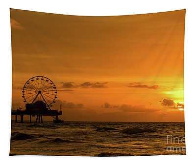 Sunrise Tapestry