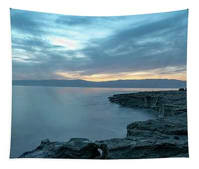 Before Dawn At The Dead Sea Tapestry