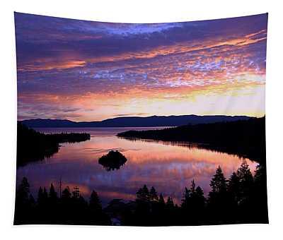 Sunrise Serenity  Tapestry
