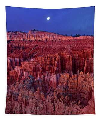 Sunset Bryce Canyon National Park Utah Tapestry