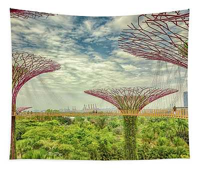 Supertree Grove Tapestry