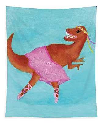Swan Rex Tapestry