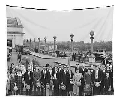 Swedish Party, Union Station Tapestry