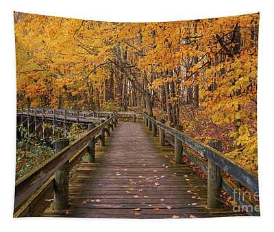 Sweet Autumn Memories Tapestry