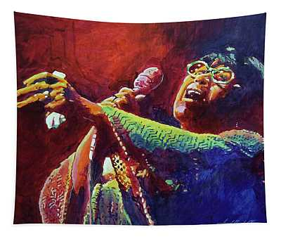 Swinging With Ella  Tapestry