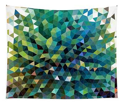 Synchronicity Of Color Tapestry