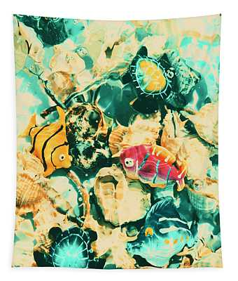 Synthetic Seas Tapestry