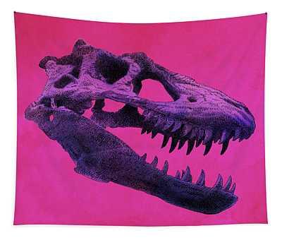 T-rex Tapestry