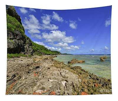 Tagachang Beach Tapestry
