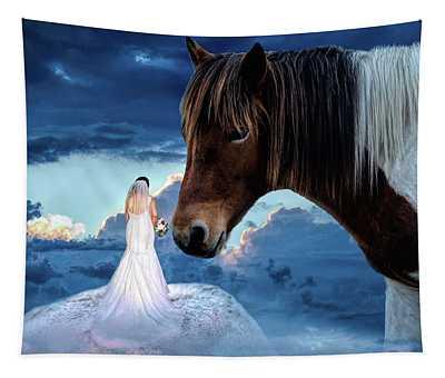 Take Me To Him Tapestry