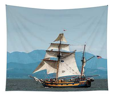Tall Ships And The Wind Tapestry